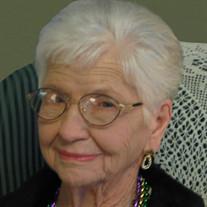 Marjorie E  Edwards