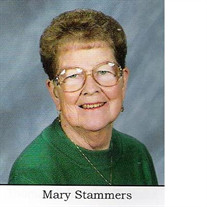 Mrs. Mary T. Stammers