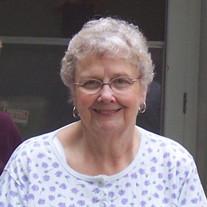 Margaret Mary (nee Burba) Anderson