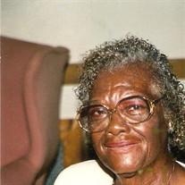 Mrs. Marguerine Pickett