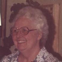 Marjorie Elaine (Hills) Grayson