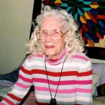 Pauline Benefield Greer