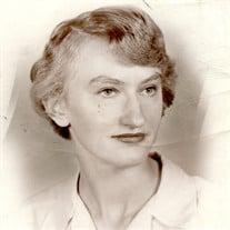 Betty A. Rhodes