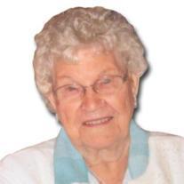 Mrs. Margaret Electa McLean