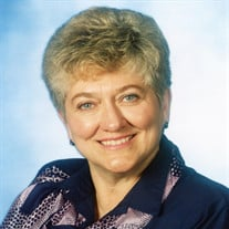 Marlene R Palmquist-Larsen