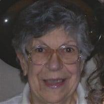 Mrs. Delores Romaine Davies