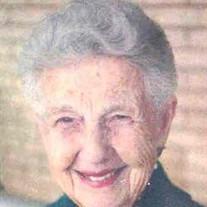 Leda Marjorie Kunz Watkins