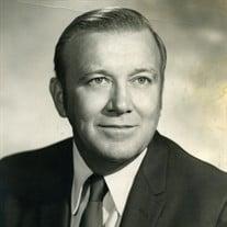 """Herbert  E. """"Buddy"""" Behrens"""