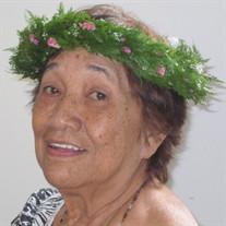 """Shirley """"Kaipo"""" Cunha"""