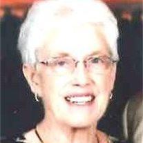 """Elizabeth """"Betty"""" A. Kumming Purvis"""