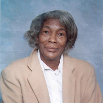 Martha Richardson Peterson