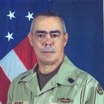 Michael Steven Phoenix CSM, Ret.