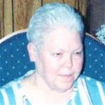 Mary Frances Freeman Walker