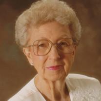 Gladys Louise Chapman
