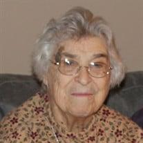 Irene Cecelia Bullock Buckle
