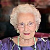 Mary W. Blazi
