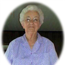 Mrs. Georgia Lois Rhodes