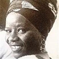 Dr. Nana Ruth Seshibe