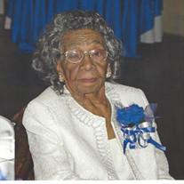 Mrs. Dorothy Evans Champ