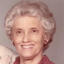 Martha Lou Hay