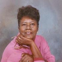 """Janet """"Peaches"""" Crutchfield"""