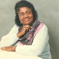 Geraldine Virginia Fonville
