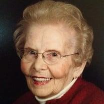 Mrs. Anita Morris Dent