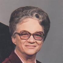 Fay Wilma Dunnam