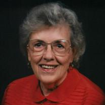 Mary Ann Stevenson