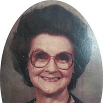 Mary Ann Zohrlaut