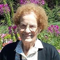 Gloria Columbine Ward