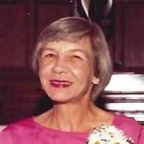 Mary Virginia White