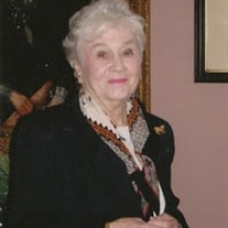 Angie Ellen  (Fitts) Marshall