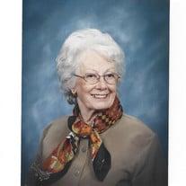 Lillian Estelle Pagans Marshbanks