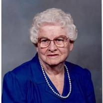 Eunice Bodeman