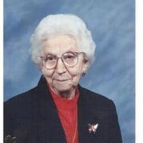 Doris M Edwards