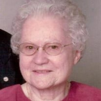 Bernice Selma Haarberg