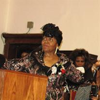 Dr. Joyce Marie Davis