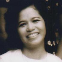 Gloria M. deGuzman