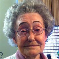 Mrs. Eva Mae Kiser