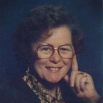 Mrs. Mae Catherine Kennedy
