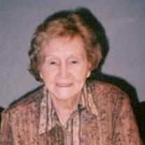 Betty Ann Chastine