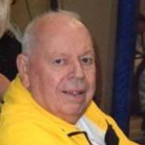 """Mr.  J.  William """" Bill """"  McCann"""