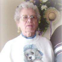 Geraldine Belle Wardwell