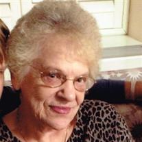 Marjorie Ann White Swafford