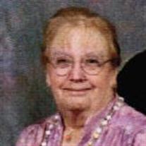 Mary Elizabeth Vance