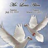 Mr. Louis Allen