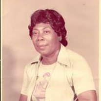 Mrs. Hannah Lee Allen