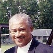 Mr. Ozzie Bernard Banks, Sr.