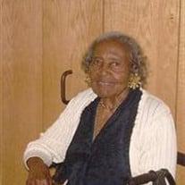 Mrs. Willie Mae Kincade